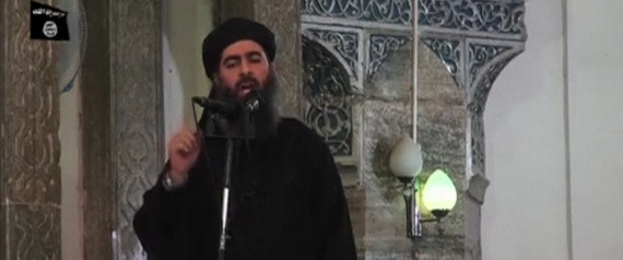 BAGHDADI ISIS