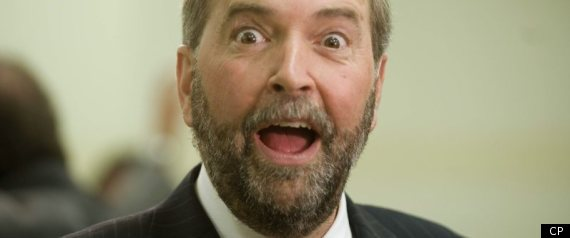 Ndp Leadership Thomas Mulcair
