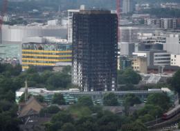 Das Grenfell Tower - Feuer: Wie ein tragisches Unglück in der Ritualmordlegende mündete