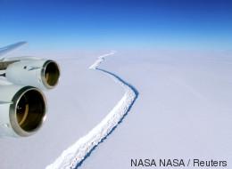 Einer der größten Eisberge hat sich in Bewegung gesetzt - das könnte dramatische Folgen für uns haben
