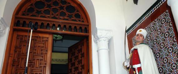 ALGERIA PRESIDENTIAL PALACE