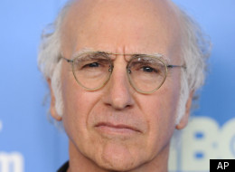 Larry David Parking Garage