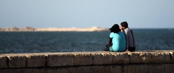 COUPLE EGYPT
