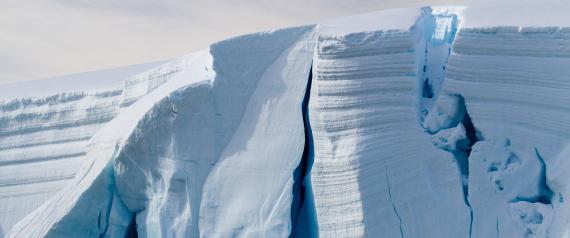 CLIMBING OF AN ICEBERG