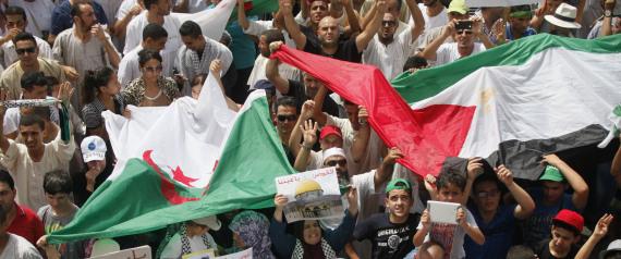 EVENTS ALGERIA ALGERIA PALESTINE