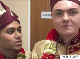 이 커플은 무슬림이자 게이인 것이 가능하다는 사실을 결혼으로 증명했다