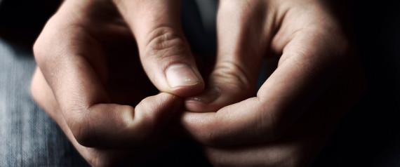 ANXIETY HAND