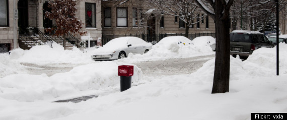 CHICAGO DIBS WINTER PARKING