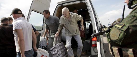 UKRAINE PRISONER