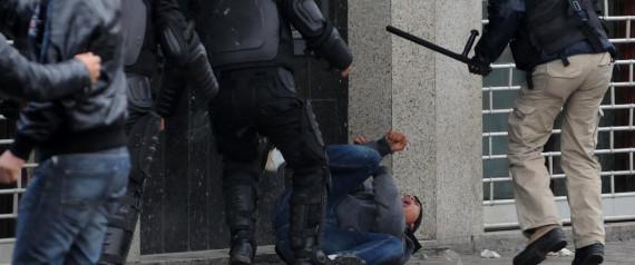 TUNISIA POLICE VIOLENCE