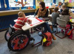 Kindern sind Herkunft und Behinderung egal - das müssen wir von ihnen lernen