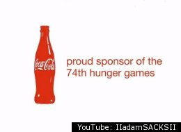 Coca Cola Hunger Games