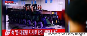 DPRK ICBM