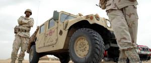 QATAR ARMY DESERT