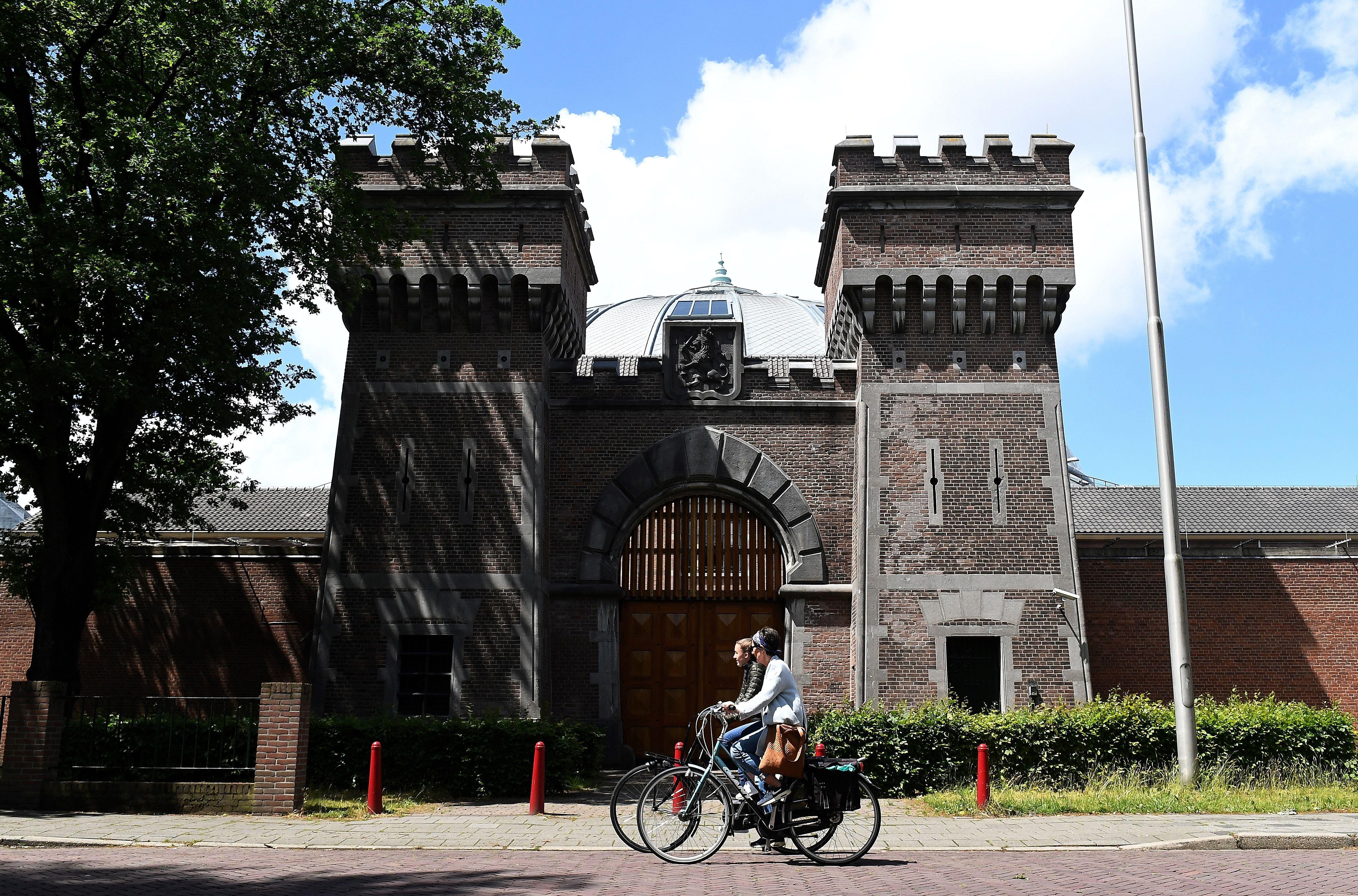 prison dutch