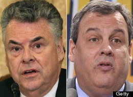 Peter King Chris Christie