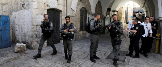 ATTACK JERUSALEM