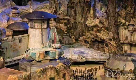 Star Wars Land devient Galaxy's Edge et s'offre des hôtels thématiques
