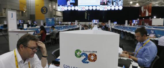 G20 JOURNALISTS