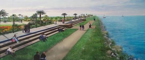 L'aménagement de la zone de l'oued El Harrach sera finalisé au 2ème trimestre 2018