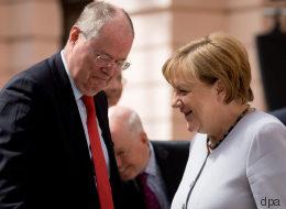 Macron und Merkel wollen die EU komplett umbauen – Steinbrück erklärt, warum daraus erstmal nichts wird