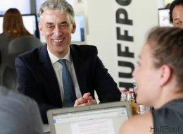Post-Chef Frank Appel übernimmt die HuffPost