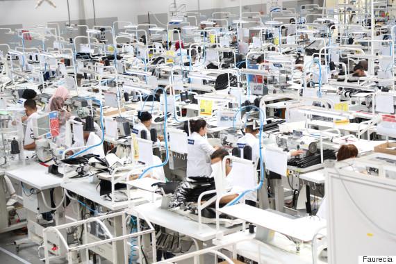 Faurecia: inauguration d'une nouvelle usine au Maroc