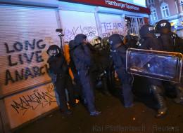 In Hamburg haben Terroristen gewütet - nur die Medien erkennen es nicht