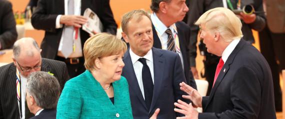 ANGELA MERKEL AT G20