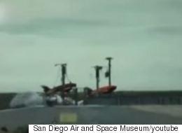 Κάθε αρχή και δύσκολη...Πώς εξελίχθηκε μια αποτυχημένη εκτόξευση drone τη δεκαετία του 1960 (vid)