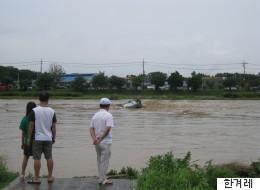 국지성 폭우에 3명 실종, 이재민 1000여명