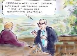 Darum will Juncker die Tür für die Türkei offenhalten