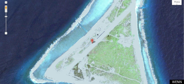 10 Suspicious Places Google Earth Wont Let You See