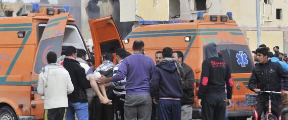EGYPT POLICE SINAI