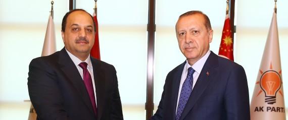 QATAR TURKEY