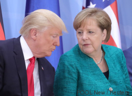 US-Kolumnist erklärt, warum Merkel die westliche Welt nicht anführen kann