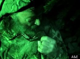Duck Dynasty' Premiere: Willie Goes Frog-Hunting And Gets A Nasty
