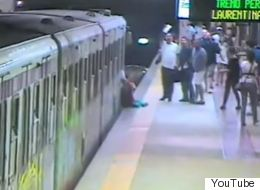 Οδηγός του μετρό στην Ρώμη τρώει στην θέση του και επιταχύνει έχοντας επιβάτρια εγκλωβισμένη στην πόρτα