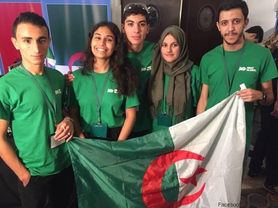 Des élèves tunisiens médaillés à Washington — Robotique