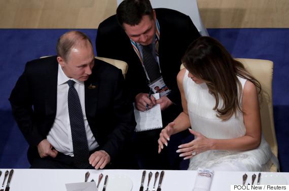 g20 dinner trump