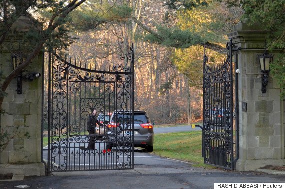 russia new york compound
