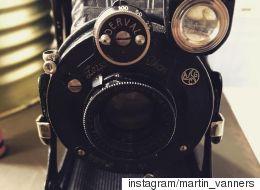 1929년 생산된 중고 카메라의 필름을 현상했다