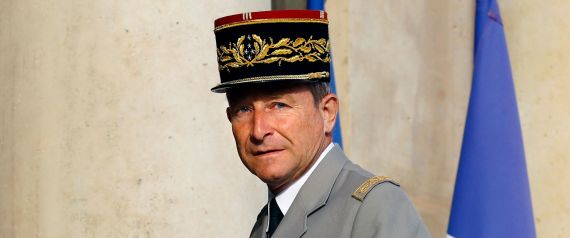 CHIEF OF STAFF OF THE FRENCH ARMIES