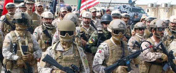 THE KUWAITI ARMY