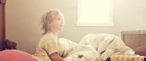 CHILD WAKE UP