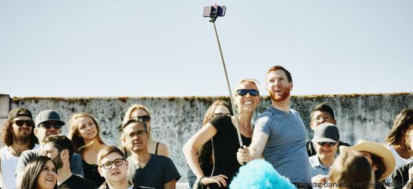 An alle, die sich über Menschen mit Selfie-Sticks lustig machen: Ihr habt ja keine Ahnung!