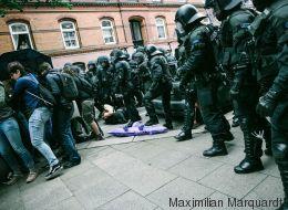 Hamburgs Polizeipräsident räumt erstmals Fehler beim G20-Einsatz ein