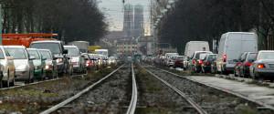 Traffic Jam Munich