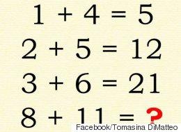 수학 선생님들이 이런 넌센스퀴즈를 싫어하는 이유