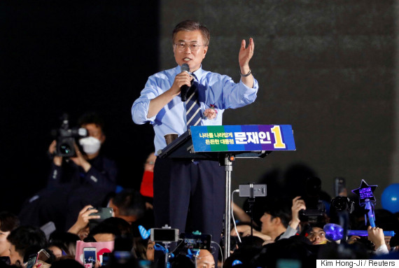 moon jae in candidate